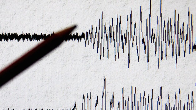 2.7 Earthquake Near the Ellis-Johnson County Line