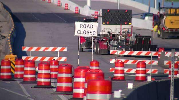 Construction Alerts for Fort Worth, Irving