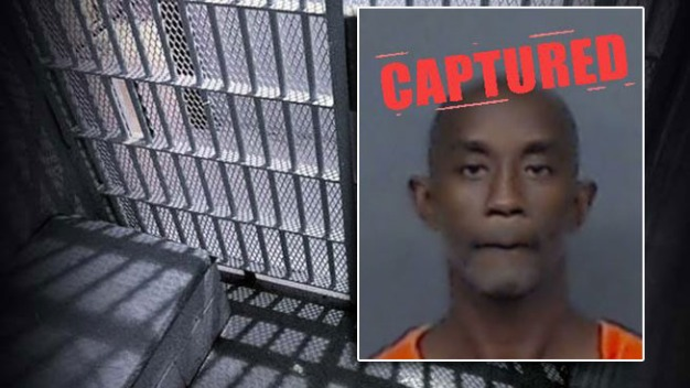 Man on Texas Most Wanted Sex Offender List Caught