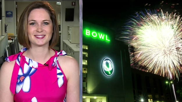 Sarah's Weekend Picks: Fourth of July Fireworks, Concerts