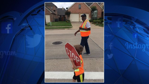 #SomethingGood: Crossing Guard's Mission to Make Kids Smile