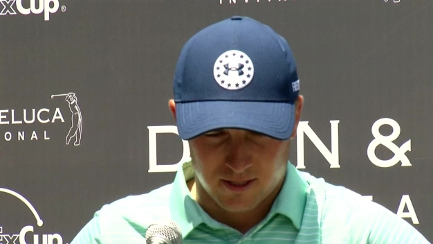 Spieth in Striking Distance at Dean & DeLuca Invitational