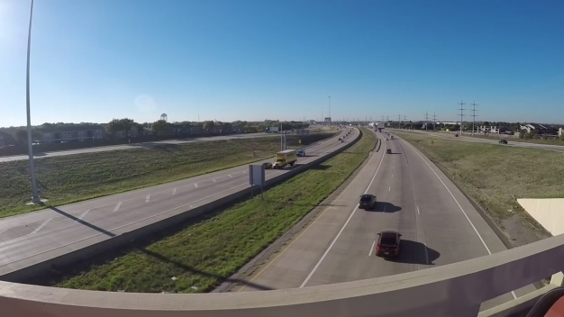 Texas 161 to Be Widened From 4 to 8 Lanes