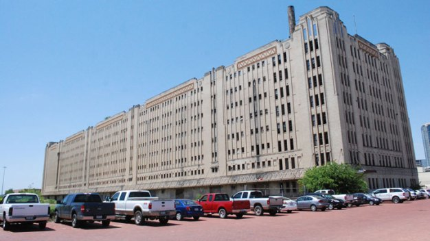 Redevelopment Stalled on T&P Warehouse