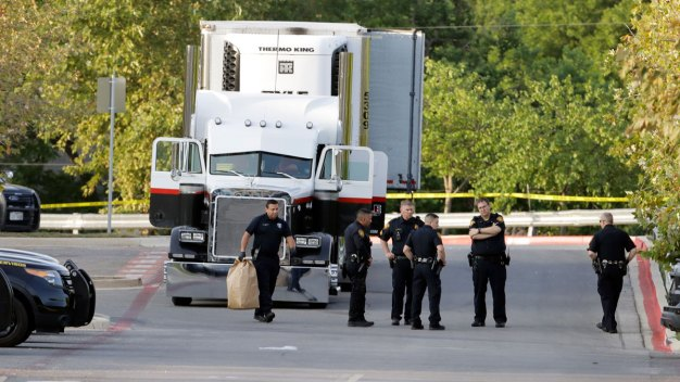 9 Dead, Dozens Hospitalized in Smuggling Discovery in San Antonio: Police