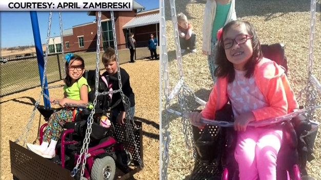 Something Good: Wheelchair-Friendly Playground