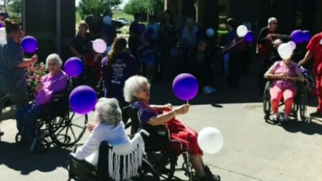 Something Good: Cleburne Seniors Celebrate Summer
