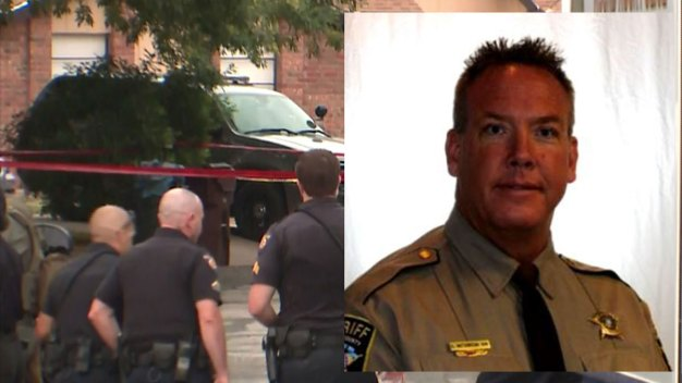 Travis County Sheriff's Deputy Fatally Shot at Home