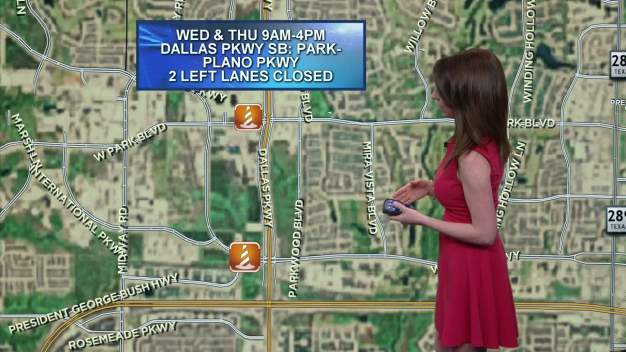 Wednesday Traffic Forecast - May 25, 2016