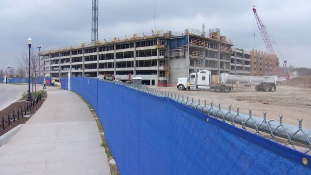 North Texas' Largest Construction Projects