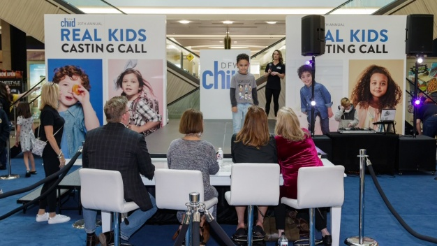 Annual Casting Call Event for Kids Approaching