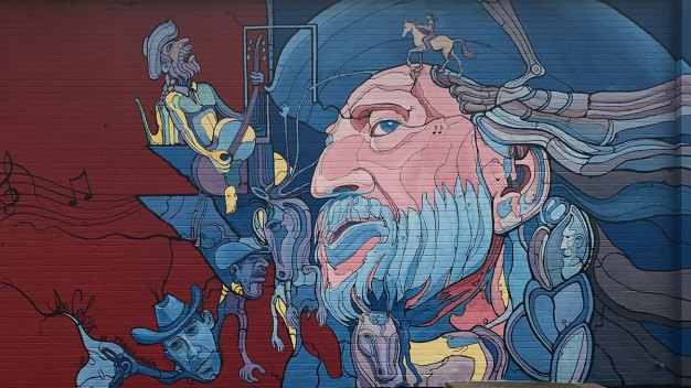 Willie Nelson Inspired Artist in Communist-Controlled Nation