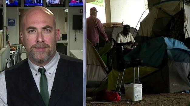 The DMN's Robert Wilonsky: Dallas Homeless Report