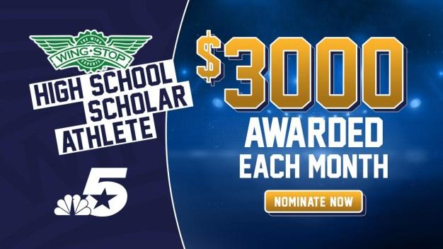 Nominate a Wingstop High School Scholar Athlete