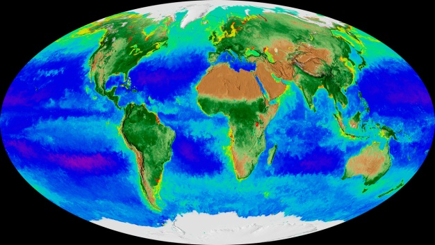 20 Years of Changing Seasons on Earth Packed Into 2½ Minutes