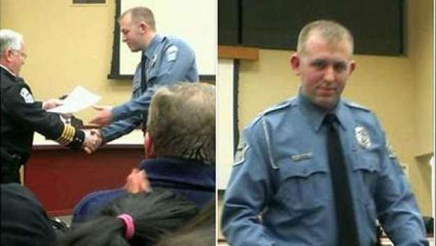 $200K Raised for Cop Who Shot Michael Brown