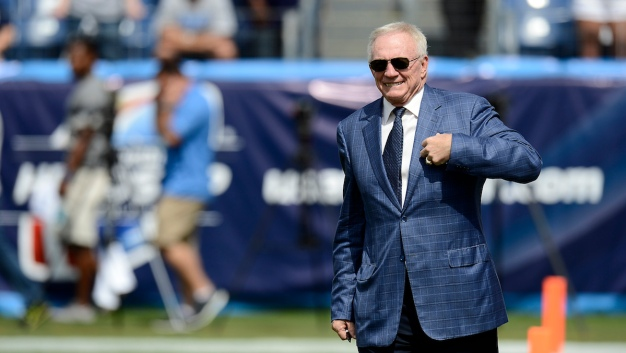 Jerry Jones to Join Pro Football Hall of Fame