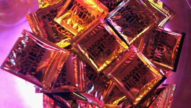 Austin Workers Hang Bags of Condoms in Trees; Surprising Bosses