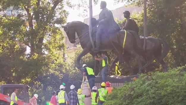 Officials Rename Robert E. Lee Park