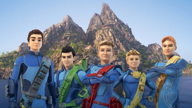 'Thunderbirds' Reboot Landing at Amazon