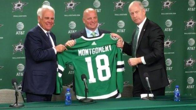 Dallas Stars Name Jim Montgomery Head Coach