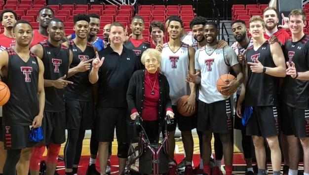 Meet Texas Tech's 92-Year-Old Super Fan