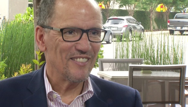 One on One With DNC Chair Tom Perez