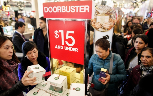 Retailers Could Top $1.1 Trillion in Holiday Sales