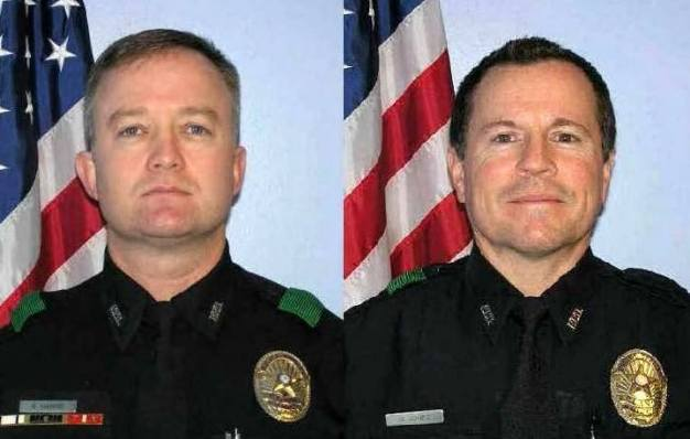 Plano Police Officers Rescue Boy from Burning Home