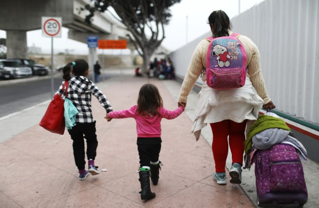 Migrant Detainees To Be Housed at 2 Bases in Texas: AP
