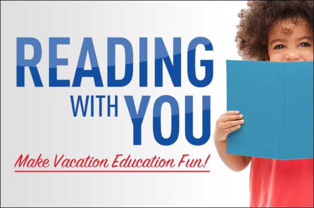 Find the 'Reading With You' Summer Reading List Here