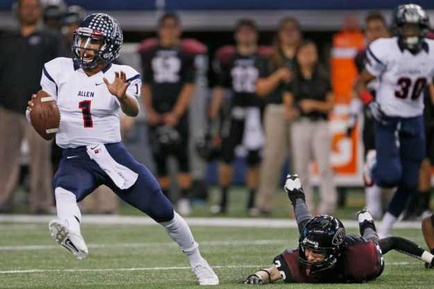Allen's Dominant Football Program Comes With a Cost