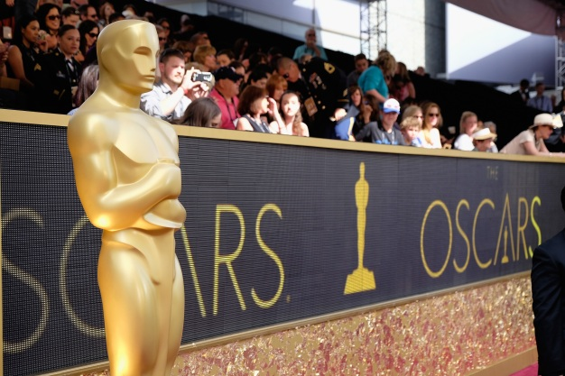 Red Carpet is Ready for Sunday's Academy Awards