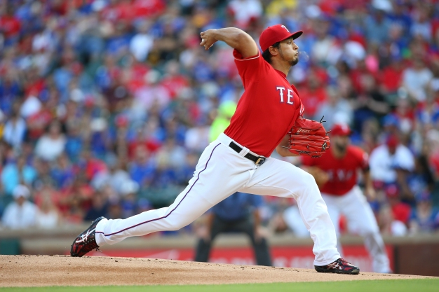 Yu Darvish Impressive in Season Debut