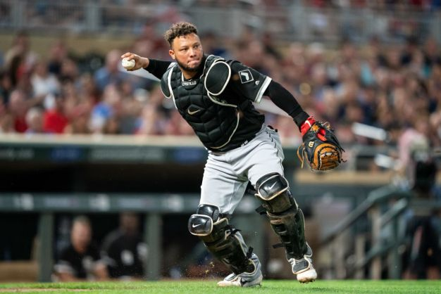 White Sox Trade Catcher Welington Castillo to Rangers