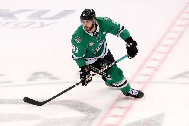 Seguin Scores in OT to Lead Stars to Win Over Bruins