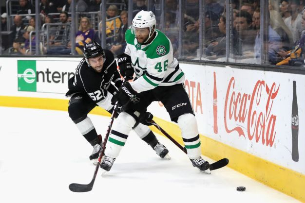 Stars Sign Restricted Free Agent Gemel Smith to $720K Deal