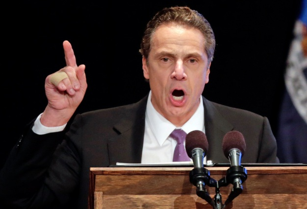 NY Gov. Cuomo to Ban Gay Conversion Therapy