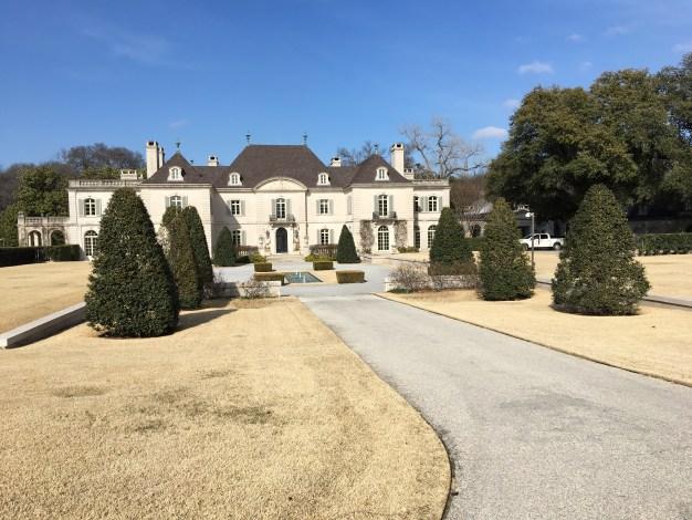 Tour of Crespi Estate - Former Tom Hicks House