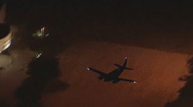 [DFW] Last Night of Aerial Spraying in Dallas