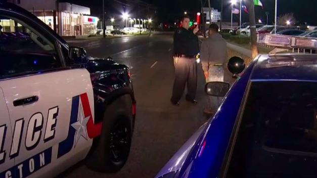Arlington Police Lead Tarrant County 'No Refusal' DWI Arrests