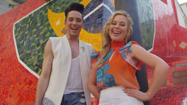 Johnny and Tara: 100 Days to Rio