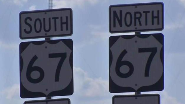 U.S. Highway 67 to Be Widened in Southern Dallas County
