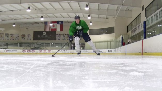 Southlake Prospect Prepares for Dream Moment at NHL Draft