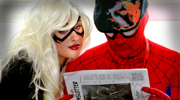 [NATL] Stars, Geeks Shine at Comic-Con