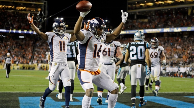 Denver Broncos Win Super Bowl 50