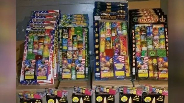 Fireworks Crackdown for July 4th Holiday
