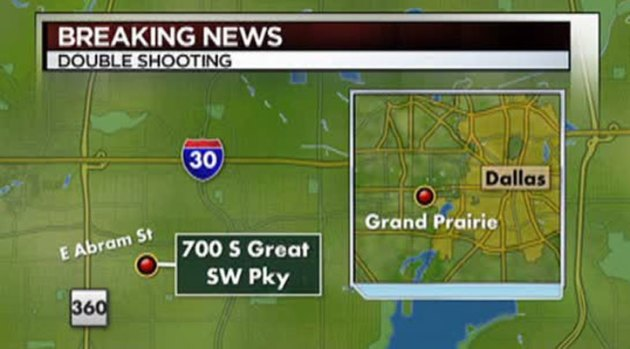 [DFW] Women Shot in Grand Prairie, Gunman Sought