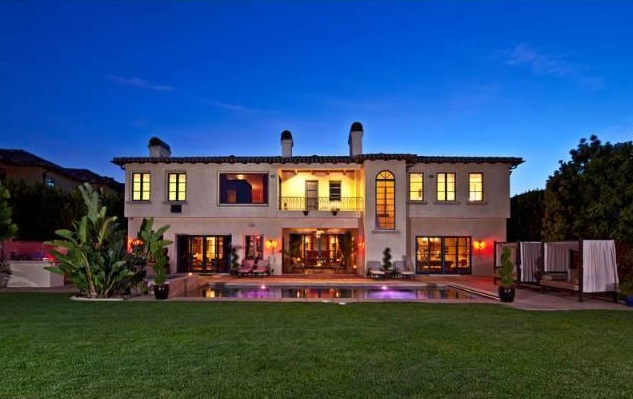 Avril Lavigne Selling Bel Air Mansion for $9.5M