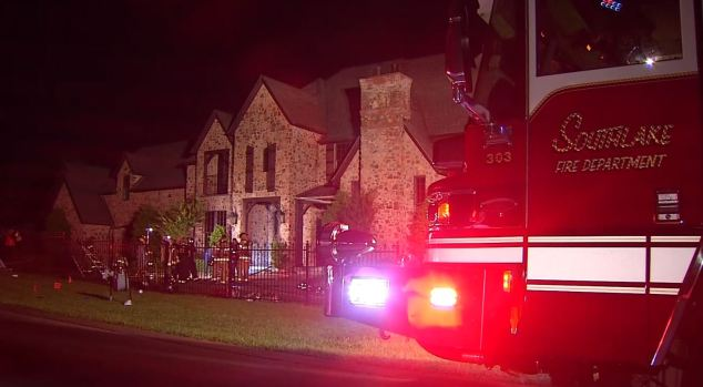 Lightning a Possible Cause in Southlake Fire